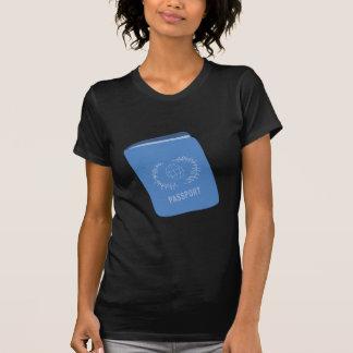T-shirt Passeport