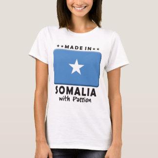 T-shirt Passion de la Somalie