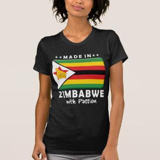 T-shirt Passion W du Zimbabwe