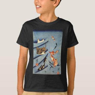 T-shirt Pastenagues par Utagawa Kuniyoshi