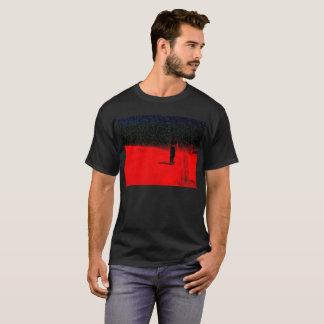 T-shirt patinage de nuit