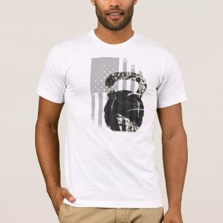 T-shirt Patriote de Kettlebell