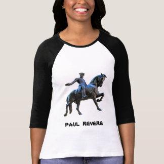 T-shirt Paul Revere (le Massachusetts)