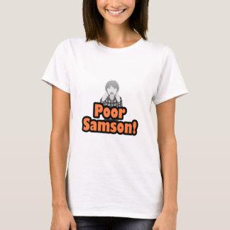 T-shirt Pauvre Samson