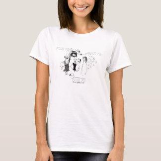 T-shirt Pauvres je, pitoyable pauvre je