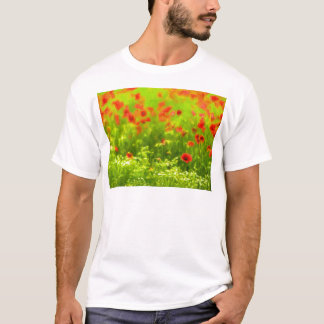 T-shirt pavot I