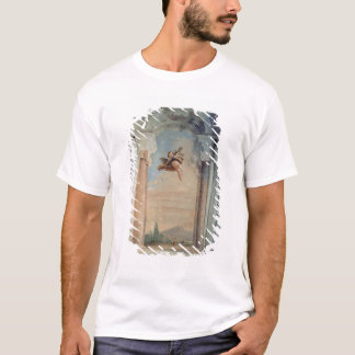 """T-shirt Paysage avec le cupidon, du """"Foresteria"""" (invité"""