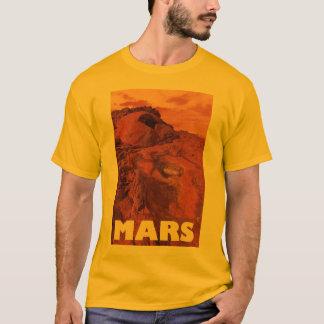 T-shirt Paysage de Mars