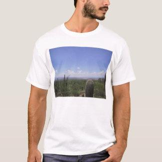 T-shirt Paysage de musée de désert