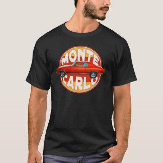 T-shirt Peau 1970 d'orange de Monte Carlo