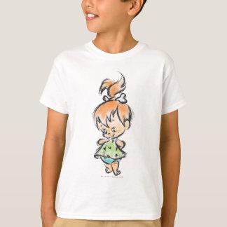 T-shirt PEBBLES™ - Main faite