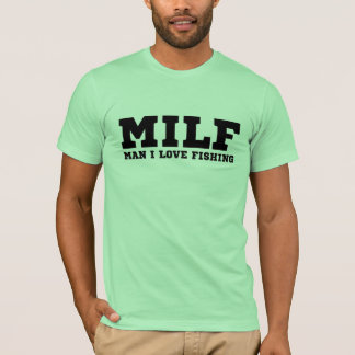 T-shirt Pêche d'amour de l'homme I