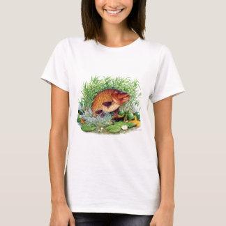 T-shirt Pêche de carpe