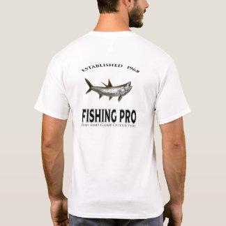 T-shirt Pêche pro