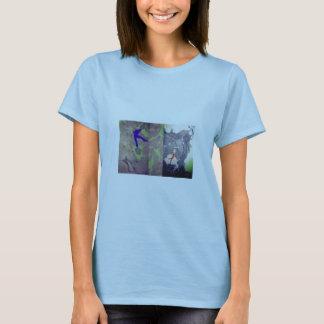 T-shirt Peinture avec acrylique