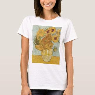 T-shirt Peintures de Van Gogh : Tournesols de Van Gogh