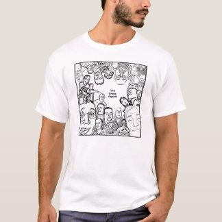 T-shirt peloton de fluage
