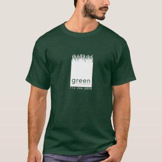 T-shirt Pelouse verte et paysage