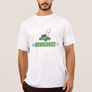 T-shirt Pelouses de fauchage d'herbe de soin de pelouse