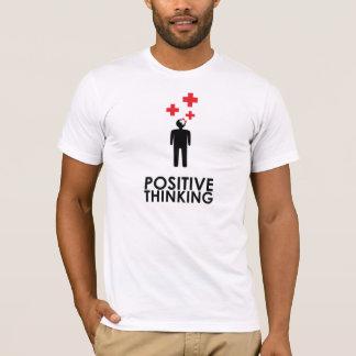 T-shirt Pensée positive