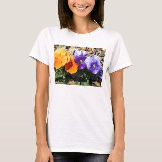 T-shirt Pensées vibrantes