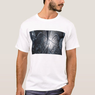 T-shirt Perception d'indigo