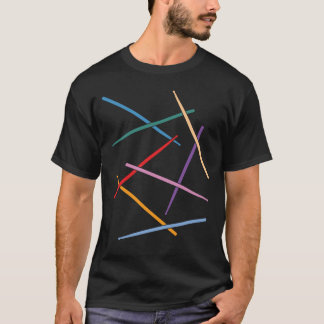 T-shirt Percussion colorée