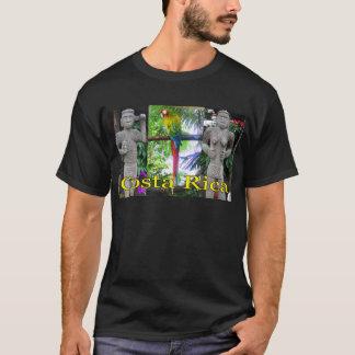 T-shirt Perroquet précolombien du Costa Rica