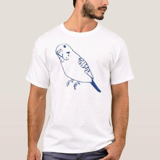 T-shirt Perruche