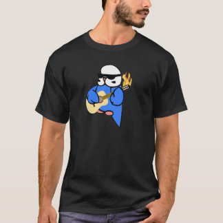T-shirt Perruche anglaise débranchée