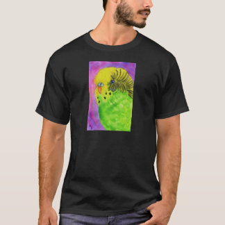 T-shirt Perruche verte