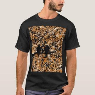 T-shirt PERRUCHES - ~ de TROIS SOCIÉTÉS (conception