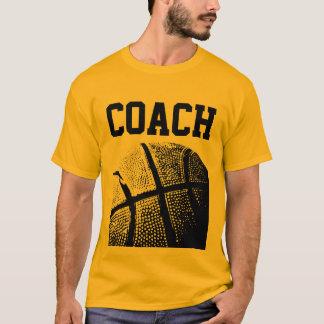 T-shirt | Personalizable d'entraîneur de football