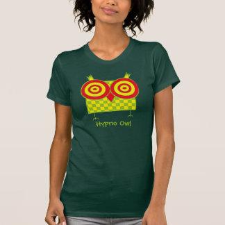T-shirt personnalisé de hibou de Hypno