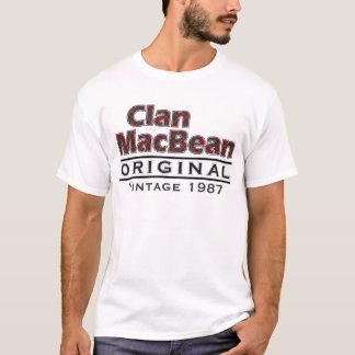 T-shirt Personnaliser vintage de MacBean de clan votre