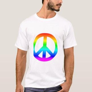 T-shirt Personnes de la planète une du monde un du symbole