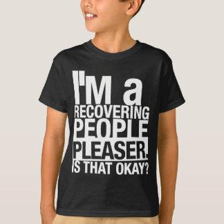 T-shirt Personnes de récupération drôles svp