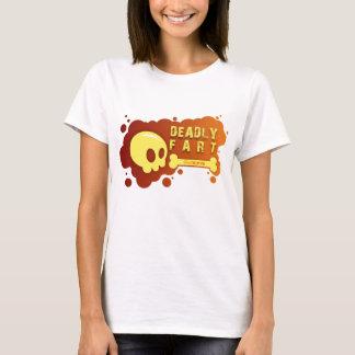T-shirt Pet mortel