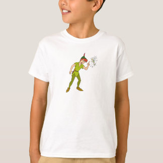 T-shirt Peter Pan et Tinkerbell Disney