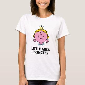 T-shirt Petit arrière - plan de couronne de Mlle le