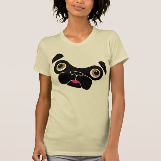 T-shirt Petit carlin mignon