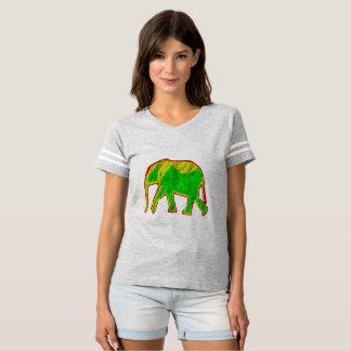 T-shirt Petit éléphant africain