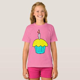 T-shirt Petit gâteau de célébration