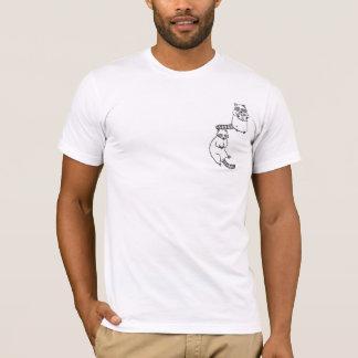 T-shirt Petits ratons laveurs