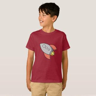 T-shirt Peu de vaisseau spatial de l'espace