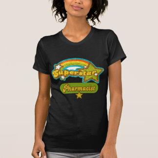 T-shirt Pharmacien de superstar