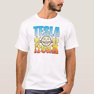 T-shirt Phénomène bizarre de Tesla