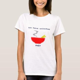 T-shirt Pho à 8 bits