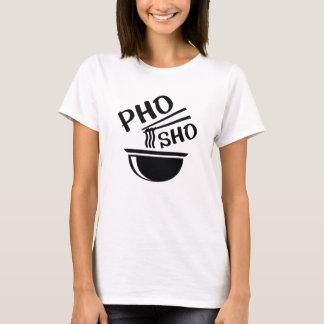 T-shirt Pho Sho