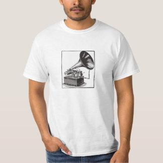 T-shirt Phonographe